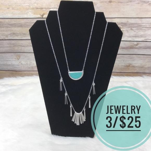 c74ab7221 Romolo Jewelry | Kenzo Layered Necklace | Poshmark